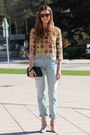 Levis-jeans-christian-dior-bag-ray-ban-sunglasses-valentino-heels