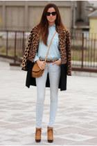 Zara jeans - Mango bag - Hartford sunglasses