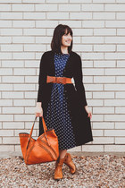 tawny leather Pavilion Gift purse