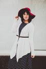 Navy-polka-dot-she-traveled-dress