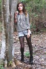 Dark-gray-aldo-tights-heather-gray-aldo-shoes-dark-gray-ann-taylor-sweater