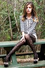 Heather-gray-aldo-shoes-dark-gray-ann-taylor-sweater-dark-gray-aldo-tights