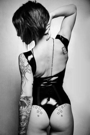 black Deer Couture bodysuit