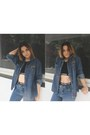 Mom-jeans-pull-bear-jeans-patches-zara-shirt-h-m-intimate
