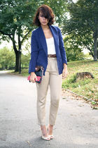 Silence  noise blazer - Zara pants - Marc by Marc Jacobs