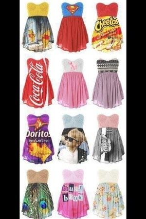 idk dress