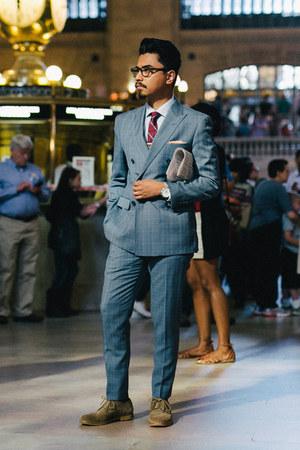 Combat Gent suit