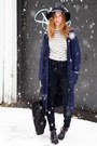 Black-senso-boots-black-forever-21-hat-white-joe-fresh-sweater