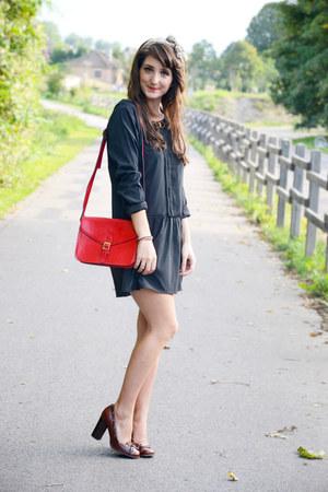 DDP WOMAN dress - Marks&Spencer heels