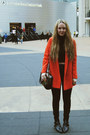 Black-gifted-choies-shoes-carrot-orange-gifted-in-dress-me-coat