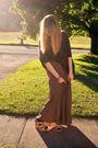 Green-forever-21-shirt-brown-forever-21-skirt-beige-steve-madden-shoes-bla