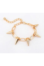 Diamond-petal-bracelet