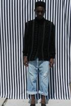 Levi jeans - black velvet DisciplesOf shirt