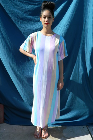 maxi stripe DisciplesOf dress