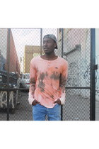 DisciplesOf t-shirt - slim slack American Apparel jeans