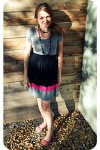silver Nordstrom Rack dress