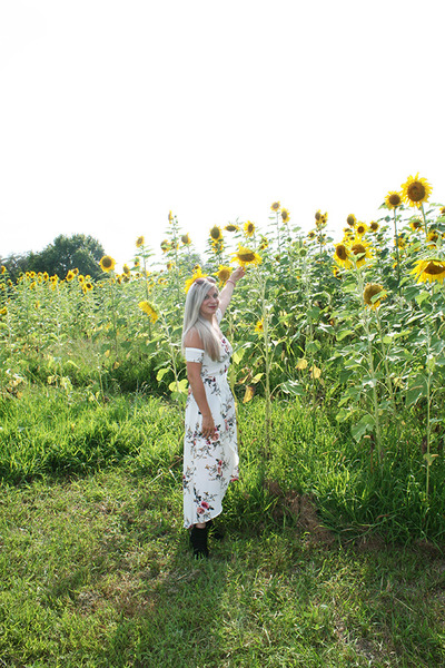 cotton JustFashionNow dress