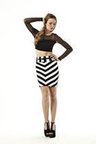 wwwDivaNYcom top - wwwDivaNYcom skirt