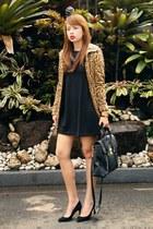 black 31 Phillip Lim bag - tawny H&M coat