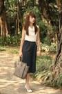 Heather-gray-celine-bag-dark-gray-stradivarius-pants