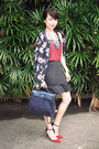 Ruby-red-zara-shoes-navy-hermes-bag-black-zara-skirt-maroon-nava-top