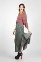slit DORIS skirt