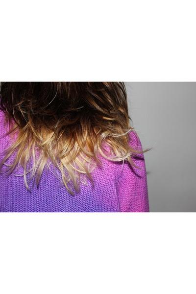 vintage Noir Kennedy sweater - vintage Noir Kennedy sweater