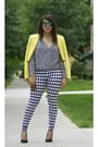 Forever-21-leggings-zara-blazer-zerouv-sunglasses-qupid-heels