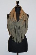 fringe infinity Esley scarf