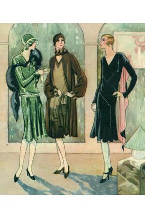dress - coat - dress