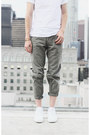 Silver-colored-jcpenney-jeans-blue-denim-jcpenney-shirt