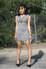 Black-kardashian-for-bebe-dress-black-aldo-shoes