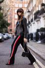 Black-wide-leg-stripe-zara-pants