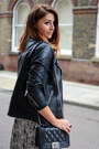 Black-forever-21-jacket-black-chanel-bag-white-inthestyle-top