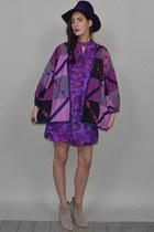 purple vintage jacket