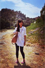 Pink-jeffrey-campbell-shoes-pink-jcrew-purse-white-jcrew-blouse-blue-uniql