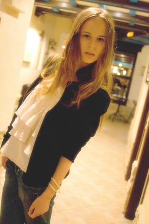 christian dior jacket - Zara shirt