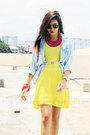 Yellow-cotton-wagw-dress