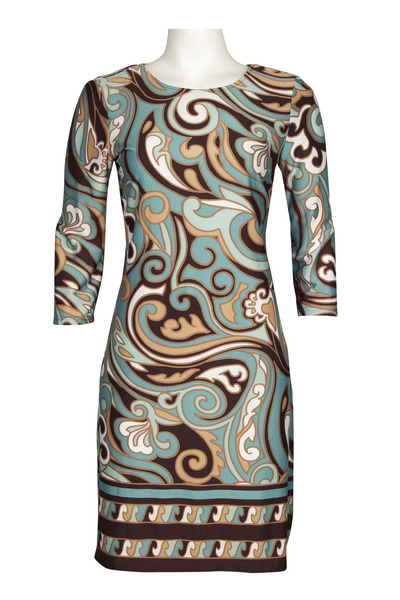 jersey dress Chetta B dress