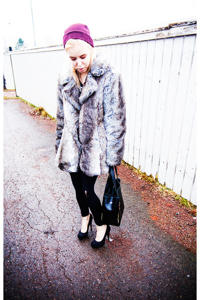 heather gray ALL INFO ON MY BLOG coat
