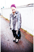 heather gray ALL INFO ON MY BLOG coat