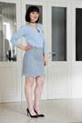 Sky-blue-zara-shirt-light-blue-h-m-top-black-christian-louboutin-heels