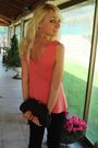 Chanel-purse-manas-lea-foscati-shoes-cheap-monday-jeans-westrags-t-shirt-