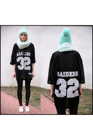 jersey Oakland Raiders top