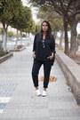 Black-rosegal-sunglasses-black-zara-pants-black-mango-blouse