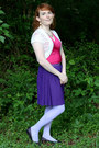 Periwinkle-we-love-colors-tights-hot-pink-rampage-top