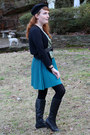 Black-indigo-by-clarks-boots-black-we-love-colors-tights