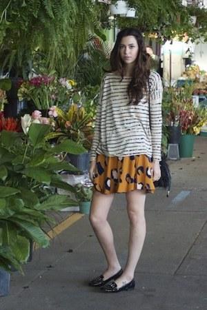 31 Phillip Lim for Target skirt - striped breton Gap sweater