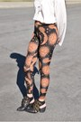 Forever-21-boots-urban-outfitters-hat-gypsy-warrior-pants