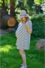 Striped-asos-dress